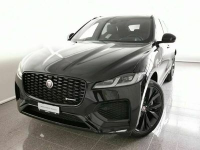 gebraucht Jaguar F-Pace 3.0 I6 R-Dynamic SE