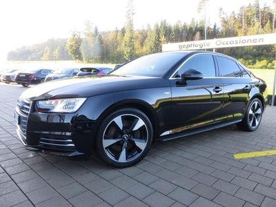 gebraucht Audi A4 2.0 TFSI 252 Sport S-Tronic
