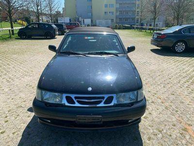 gebraucht Saab 9-3 Cabriolet 9-3 Cabriolet 2.0 16V 185 Turbo 2.0 16V 185 Turbo