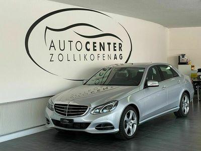 gebraucht Mercedes E350 E-Klasse E 350 BlueTEC Elégance 4Matic 7G-Tronic E-KlasseBlueTEC Elégance 4Matic 7G-Tronic