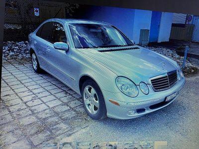 gebraucht Mercedes E240 E-Klasse2.6 V6