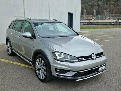 gebraucht VW Golf Alltrack Golf Alltrack Golf 2.0 TDI Alltrack 4Motion Golf Alltrack 2.0 TDI 4Motion