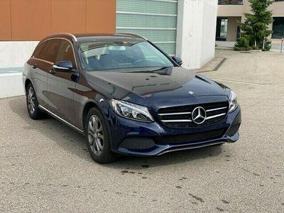 gebraucht Mercedes C220 BlueTEC 7G-Tronic