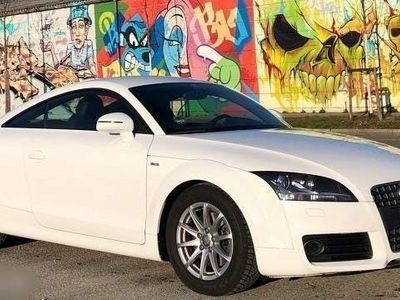 gebraucht Audi TT 2.0 TFSI Coupé S-Line