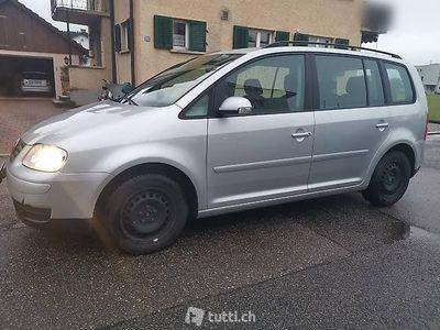 gebraucht VW Touran 1.9 TDI DSG