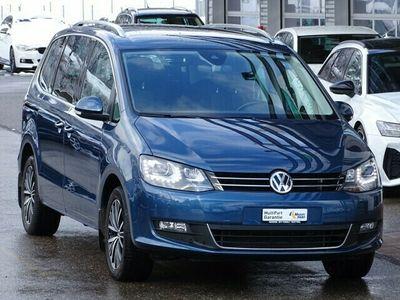 gebraucht VW Sharan 2.0 TDI BMT Allstar 4Motion DSG 7 Plätzer