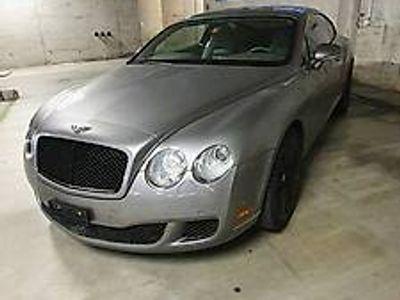 gebraucht Bentley Continental GT