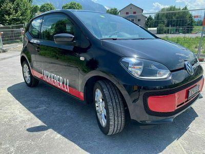 gebraucht VW up!  Up 1.0 black