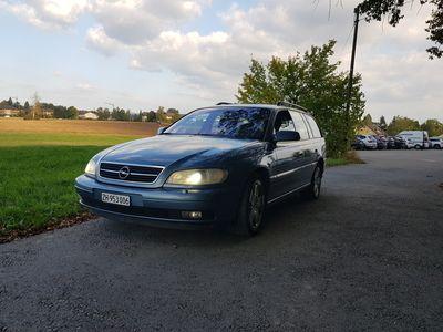 gebraucht Opel Omega Caravan 2.5i V6 24V Comfort