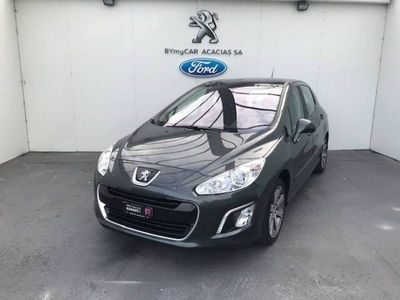 gebraucht Peugeot 308 1.6 16V Turbo Allure Automatic