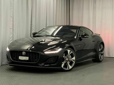 gebraucht Jaguar F-Type Coupé 2.0 I4 First Edition Automatik