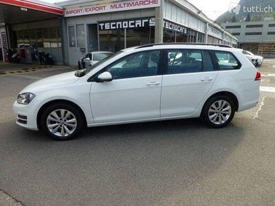gebraucht VW Golf 2.0 TDI Comfort 4M