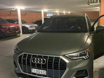 gebraucht Audi Q3 Q3 40 TDI advanced quattro S-tronic40 TDI advanced quattro S-tronic