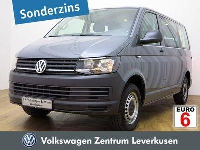 gebraucht VW T6 Kombi 2.0 TDI 9SITZE PORT NAVI KLIMA PDC