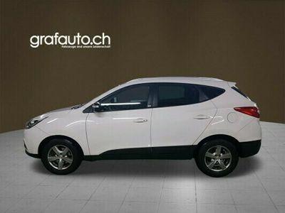 gebraucht Hyundai ix35 2.0 CRDi GO!+ 4WD