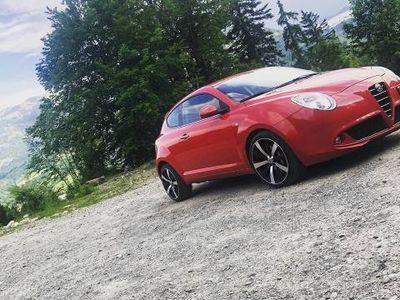 gebraucht Alfa Romeo MiTo 155 PS 18 Zoll Räder