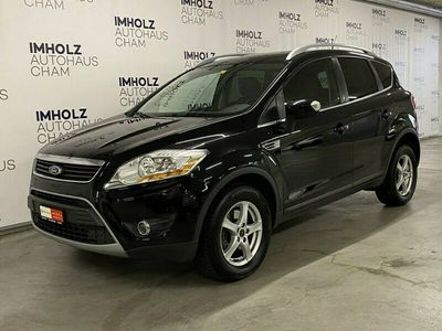 gebraucht Ford Kuga 2.0 TDCi 140 PS Carving 2WD