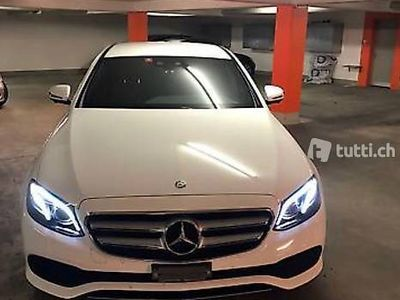 gebraucht Mercedes E200 4Matic Benzin