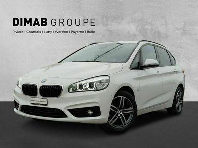 gebraucht BMW 218 Active Tourer i Sport