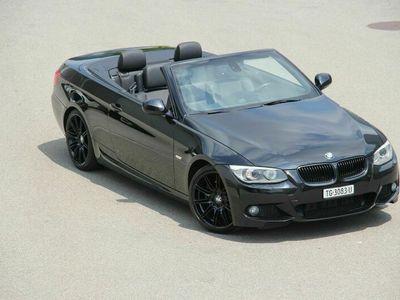 gebraucht BMW 330 Cabriolet  d **M//PAKET** VOLL