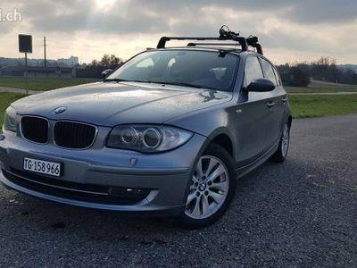 gebraucht BMW 118 i 8 fach bereift