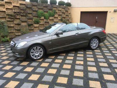 gebraucht Mercedes E250 2011, 105'000 km