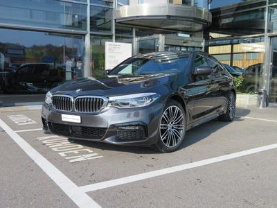 gebraucht BMW 530 e xDrive Pure M Sport Steptronic