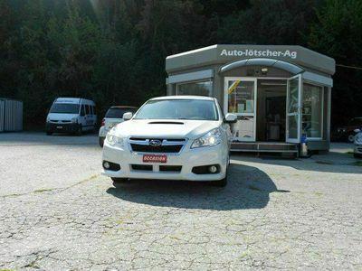 gebraucht Subaru Legacy Legacy 2.0D Swiss AWD2.0D Swiss AWD