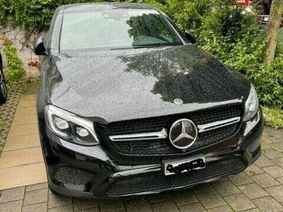 gebraucht Mercedes 250 GLC-Klasse GLC CoupéAMG Line 4Matic 9G-Tronic