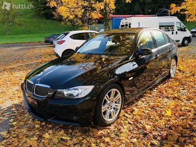gebraucht BMW 325 i e90 M-Paket - Ab MFK