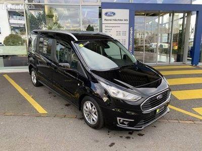 gebraucht Ford Tourneo Gr. Connect 1.5 EcoBlue 120 Tita