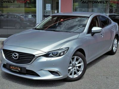 gebraucht Mazda 6 2.2 D 16V Ambition Automatic