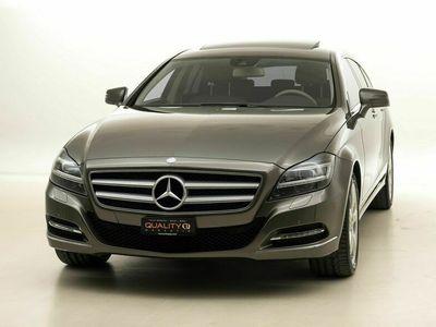 gebraucht Mercedes CLS350 Shooting Brake CLS 350CDI 4Matic 7G-Tronic
