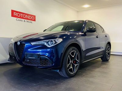 gebraucht Alfa Romeo Stelvio 2.0 TI Q4 Automatic