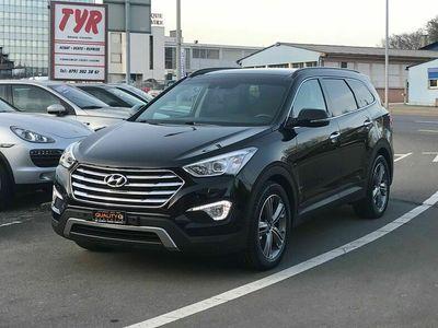 gebraucht Hyundai Grand Santa Fe 2.2 CRDI Premium 4WD