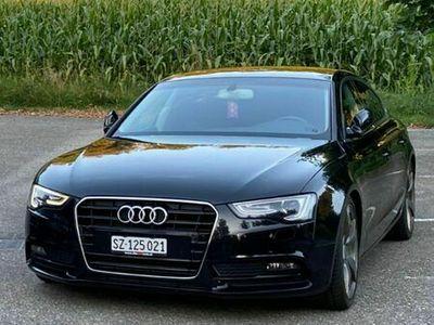gebraucht Audi A5 1.8 TFSI 5-Plätze