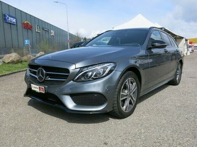 gebraucht Mercedes C250 d AMG Line 4Matic 9G-Tronic