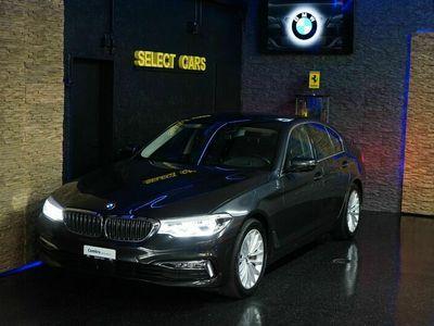 gebraucht BMW 530  d xDrive Luxury Line Steptronic