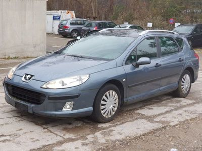 gebraucht Peugeot 407 SW 2.0 SR Selection