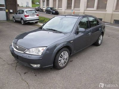 gebraucht Ford Mondeo 2.0 TDCi 16V Carving
