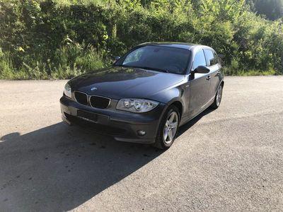 gebraucht BMW 120 1er i Frisch ab MFK