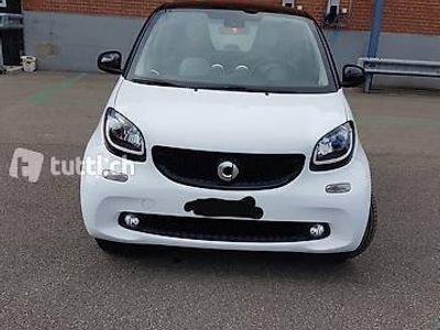 gebraucht Smart ForTwo Coupé pasdion twinmatic