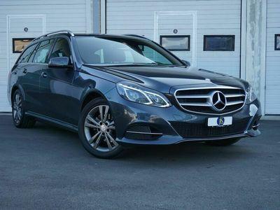 gebraucht Mercedes E220 BlueTEC Avantgarde 9G-Tronic
