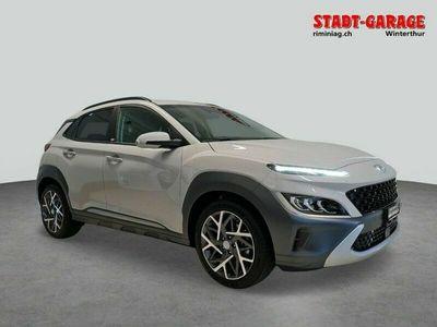 gebraucht Hyundai Kona 1.6 GDi Hybrid Vertex MY21