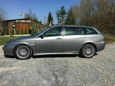gebraucht Alfa Romeo 156 2.4 JTD frisch ab MFK
