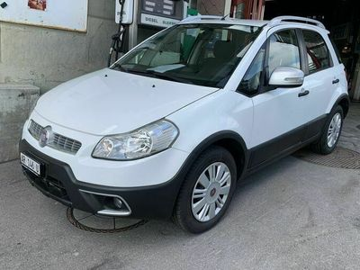 gebraucht Fiat Sedici 1.6. 4x4 erst 34000km