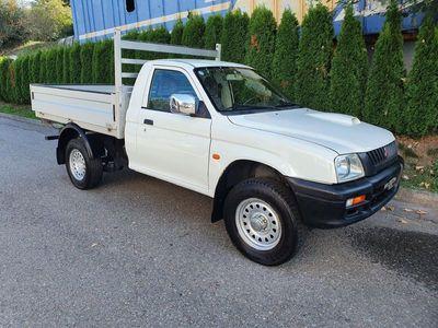 gebraucht Mitsubishi L200 L 200 GL 2.5TDi