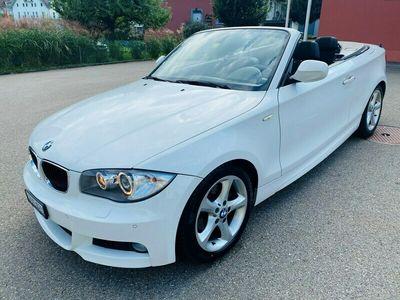 gebraucht BMW 120 Cabriolet d