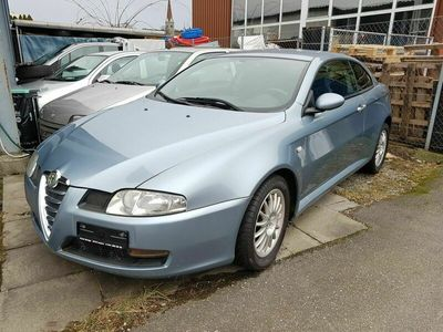 gebraucht Alfa Romeo GT GT 2.0 JTS Coupe2.0 JTS Coupe