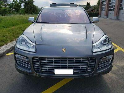 gebraucht Porsche Cayenne Turbo 4.8, 8 cylindres, 500CV, 2007, 119'000 km